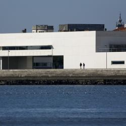 Biblioteca Municipal | Álvaro Siza Vieira | Viana do Castelo | © Fernando Guerra