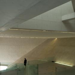 Interior da Casa da Música | OMA | Porto |  Luís Ferreira Alves