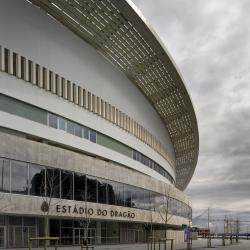 Estádio do Dragão | Risco | Porto | © Fernando Guerra