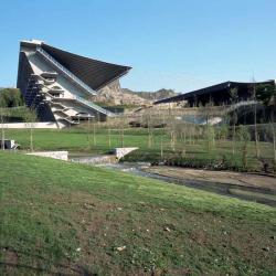 Envolvente do Estádio de Braga | Eduardo Souto Moura | Braga |  Luís Ferreira Alves
