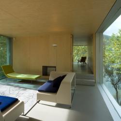 Interior da Casa do Gerês | Graça Correia e Roberto Ragazzi | Gerês |  Luís Ferreira Alves