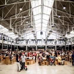 Mercado da Ribeira | Aires Mateus  | © Arlindo Camacho