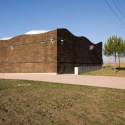Center Pavillion | Álvaro Siza Vieira, Eduardo Souto Moura | Coimbra |  Luís Ferreira Alves