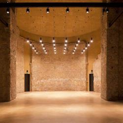 Teatro Thalia | Gonçalo Byrne Arquitectos e Patrícia Barbas e Diogo Lopes Arquitectos | Lisboa | © Daniel Malhão