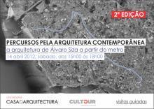 A arquitetura de Álvaro Siza a partir do Metro - 2ª Edição