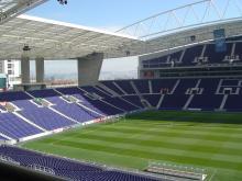 Estádio do Dragão e Estádio Municipal de Braga