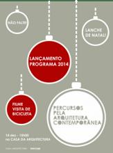 Lançamento do Programa 2014