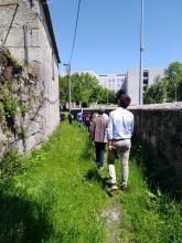 visita arquitetura Porto Feup