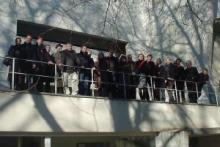 Sétimo encontro europeu da organização Guidings-Architects